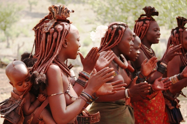 Smoke and Leather — A Visit to the Himba Village | Fly, Icarus, Fly